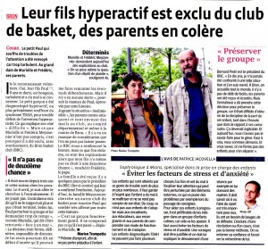 Le Progrès (16/05/2015)
